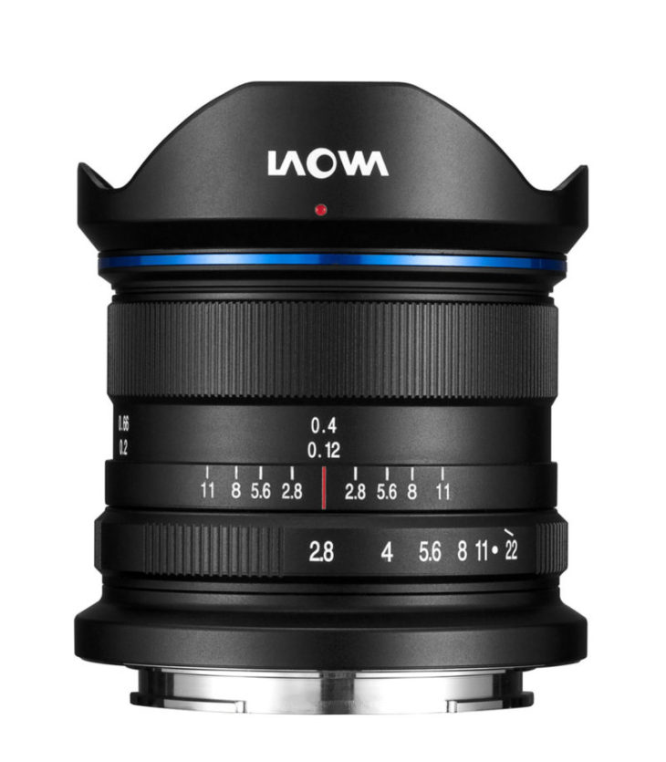 Venus Optics Announces Laowa 9mm F2.8 Zero-D Lens For Canon EOS M