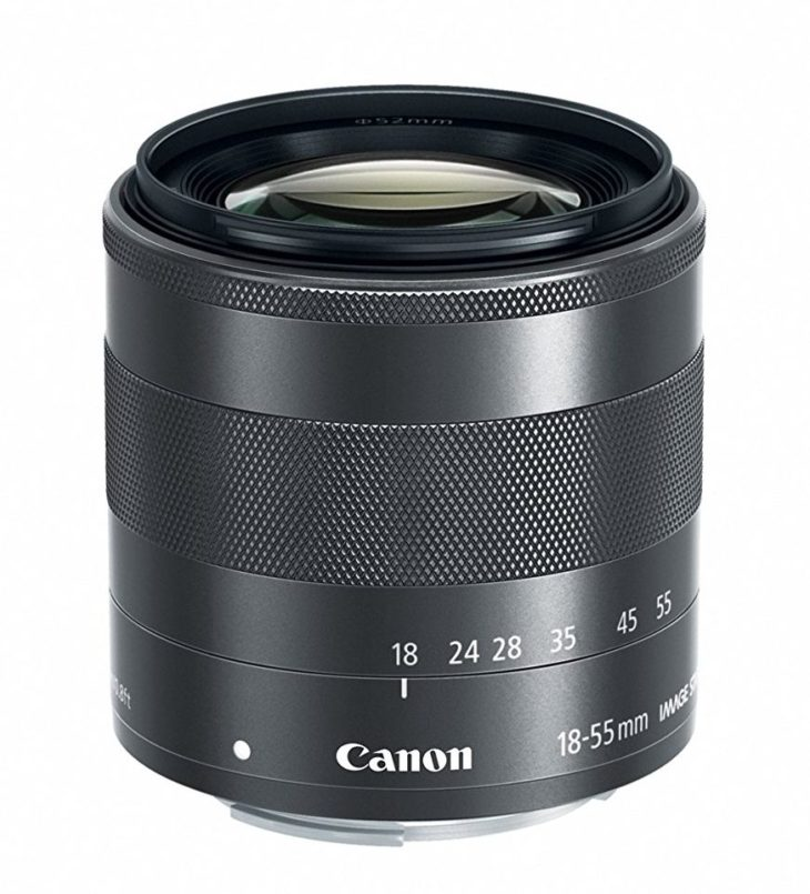 Canon EF-M 18-55mm F/3.5-5.6 STM IS Review