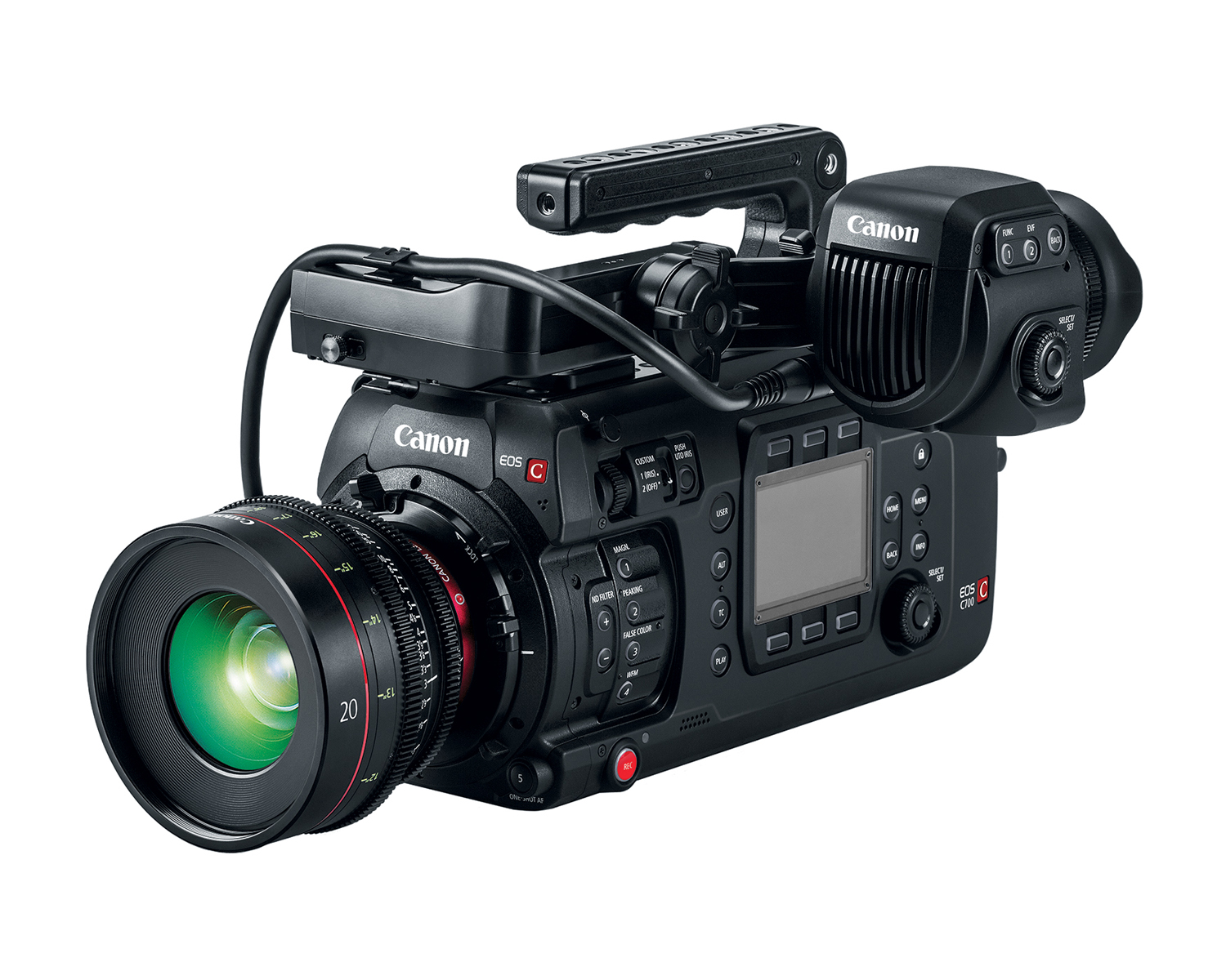 Canon will showcase the new EOS C700 Full Frame Cinema Camera at ...