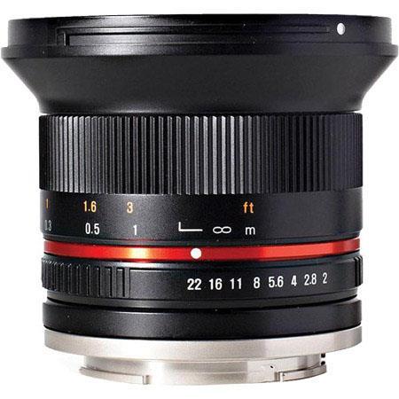 Rokinon 12mm F/2.0 NCS CS (Canon EF-M Mount) Deal – $274 (reg. $399)