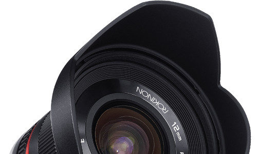 Rokinon 12mm F/2.0