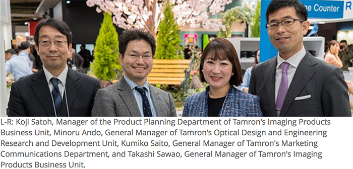 Tamron Says They Are Ready To Make Lenses For Canon & Nikon Full Frame Mirrorless Cameras