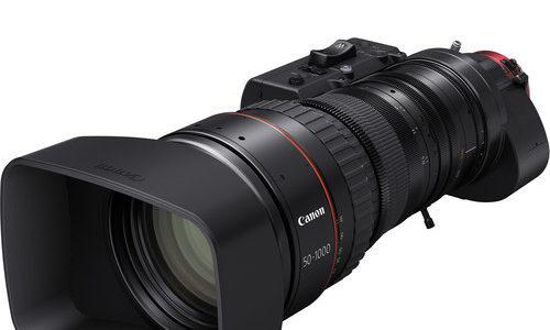 CanonCINE-SERVO 50-1000mm