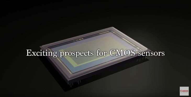 Canon Video Shows Exciting Prospects For CMOS Sensors