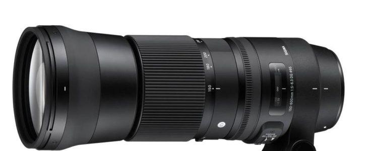 Sigma 150-600mm