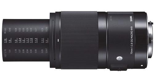 Sigma 70mm F2.8