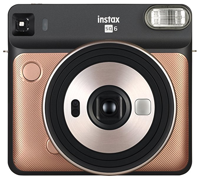 Off Brand: Fujifilm Instax Square SQ6 Announced