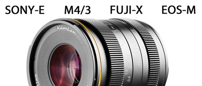 Kamlan 28mm F/1.4