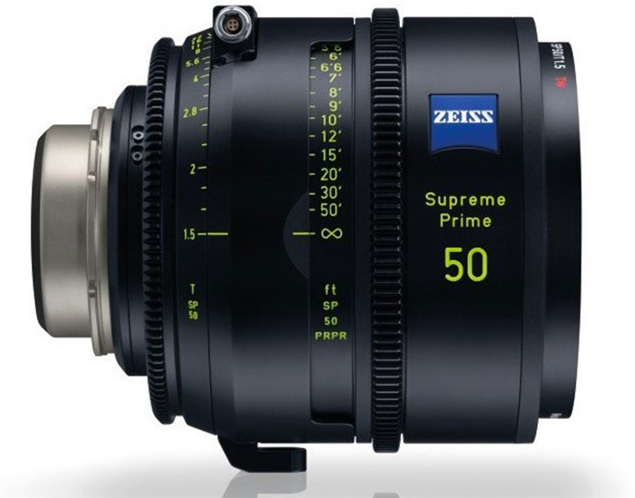 "Zeiss Set To Announce The Development Of New ""Supreme Prime"" Lens Line-up"