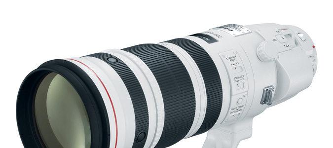 Canon EF 200-400mm F/4L