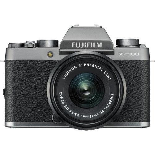 Off Brand: Fujifilm X-T100 Announced, A Beginners Camera At An Affordable Price