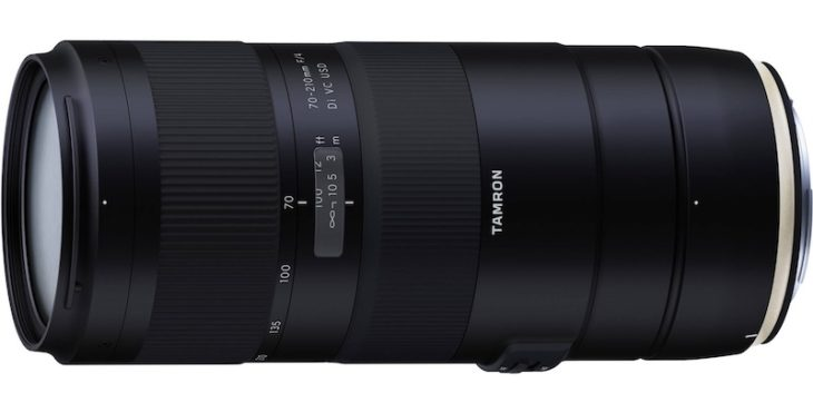 Tamron 70-210mm F/4 Di VC USD Review (editor's Choice, EPhotozine)