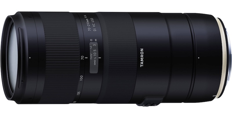 Tamron 70-210mm F/4 Di VC USD Review (D. Abbott)