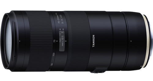 Tamron 70-210mm F/4 VC USD Image Quality Breakdown And Review (video)
