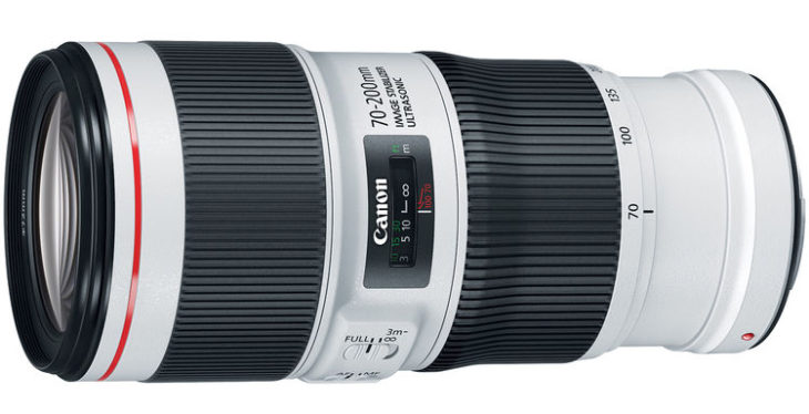 Canon EF 70-200mm F/4L IS II First Look And Hand's On Video Review