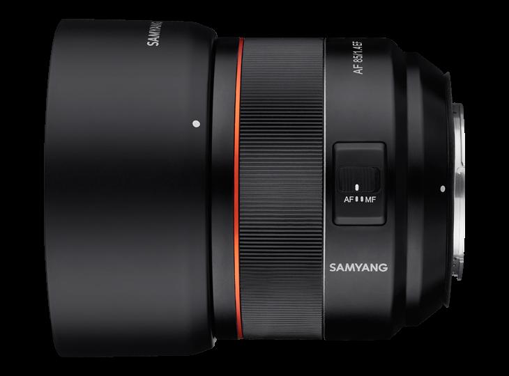 Samyang AF 85mm F/1.4 EF