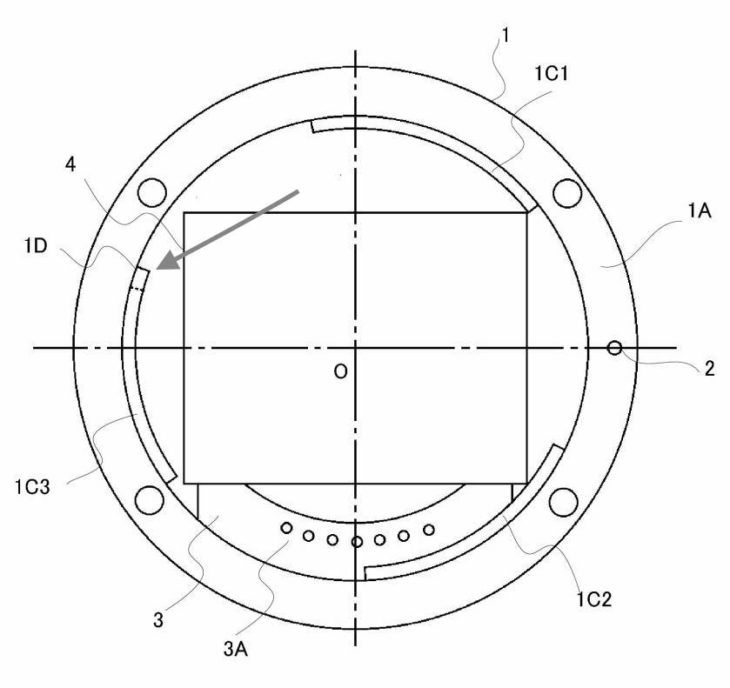 Canon Patent Application For A New Mount Type (but It Doesn't Mean Canon's FF MILC Will Feature It)
