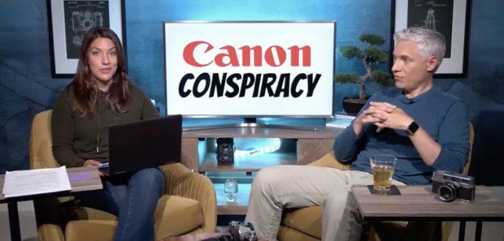 A Canon Conspiracy Theory: A Killer Mirrorless Camera May Be On The Horizon