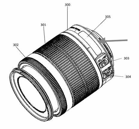 Canon's Next 18-55mm Kit Lens Might Have An LCD Display, Patent Suggests