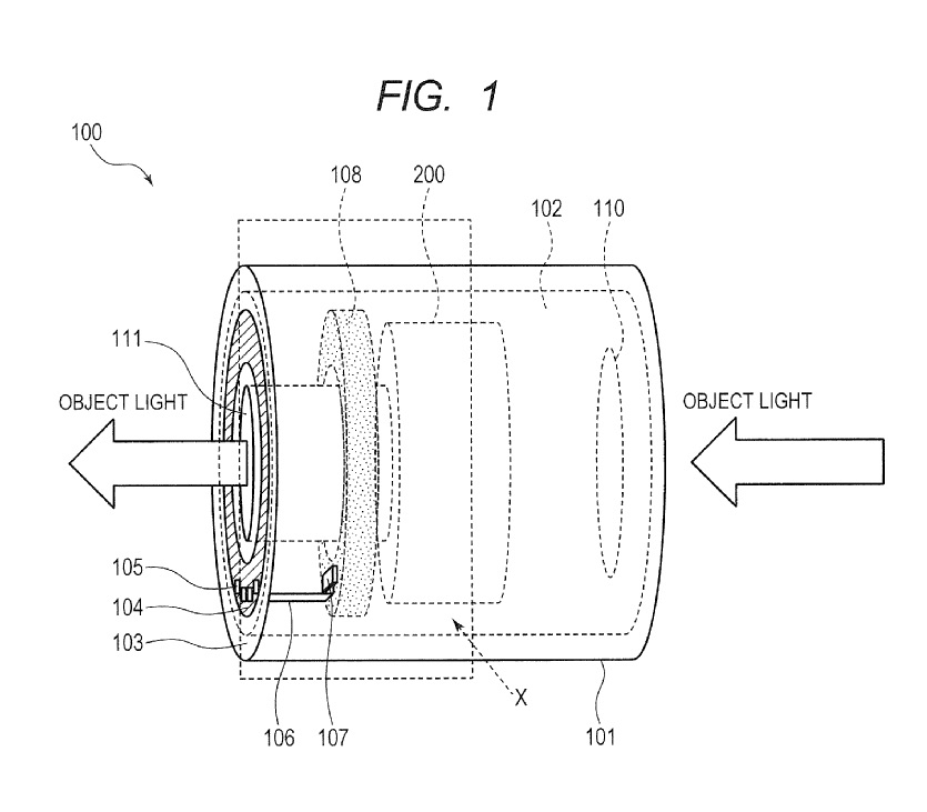 Canon Patent To Reduce Image Noise Generated By The Magnetic Field Of Image Stabilisation Unit