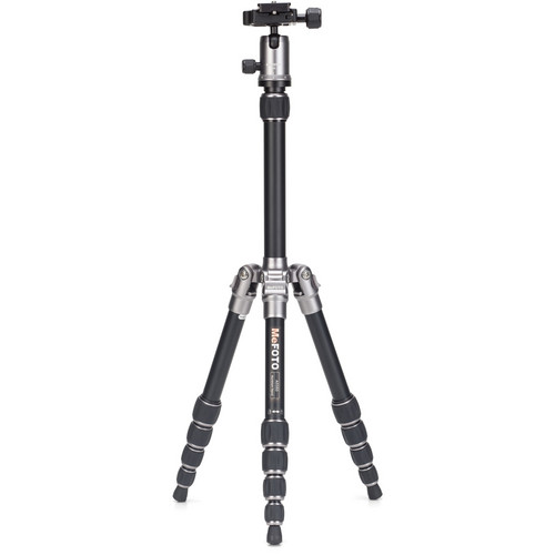 Deal: MeFOTO BackPacker Travel Tripod (Titanium) – $69.95 (reg. $119.95, Today Only)