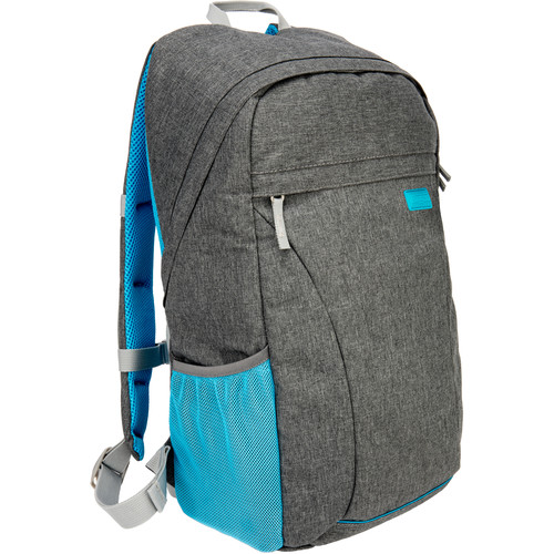 Deal: Ruggard Compact DSLR Backpack (Gray And Blue) – $17.95 (reg. 39.95, Today Only)