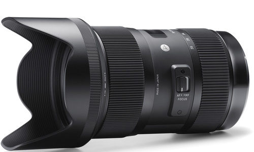 Sigma 18-35mm F/1.8 DC ART