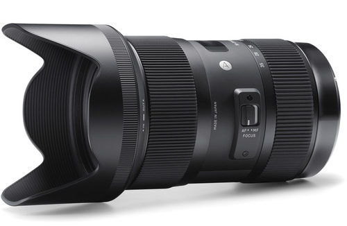 Great Deal: Sigma 18-35mm F/1.8 DC HSM Art Lens At $599 (reg. $799, Today Only)