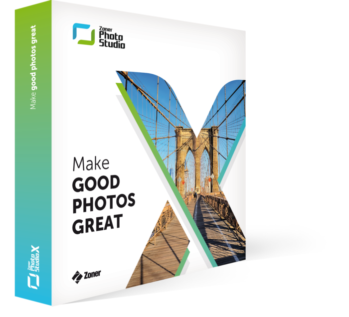 Zoner Photo Studio X Extends Free Cloud Storage Plan To 20GB