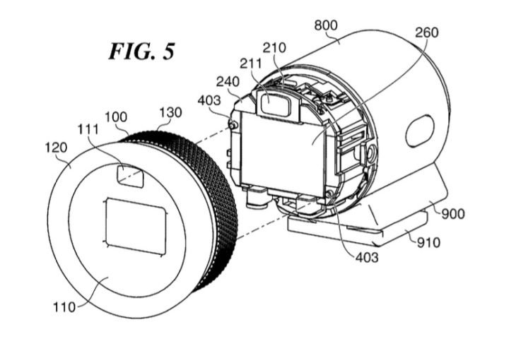 Canon Working On Electronic Viewfinder With Eye Sensor, Patent Suggests