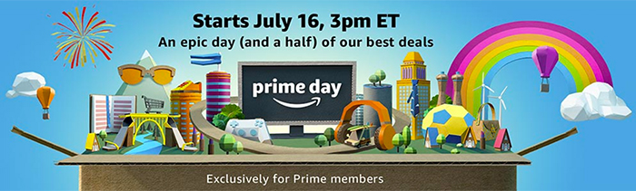 Amazon Prime Day Started – Thousand Of Deals To Choose From