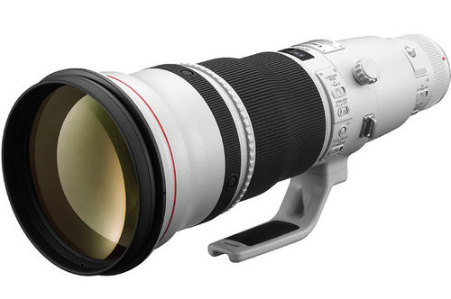 Canon EF 600mm F/4L IS III To Be Announced Within A Month? [CW2]