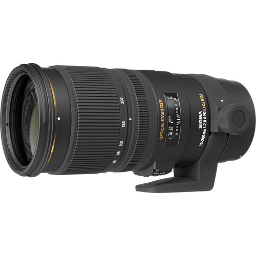 Hot Deal: Sigma 70-200mm F/2.8 EX DG APO OS HSM – $1079 (reg. $1399, Today Only)