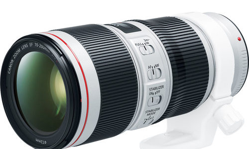 Canon EF 70-200mm F/4L IS II