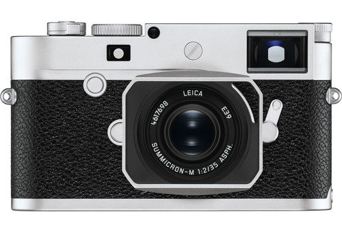 "Leica Announces The Leica M10-P, A $8000 Rangefinder Camera That Let You ""go Unnoticed"""