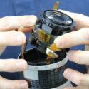Canon EF 70-200mm F/4L IS II Teardown (Lens Rentals)