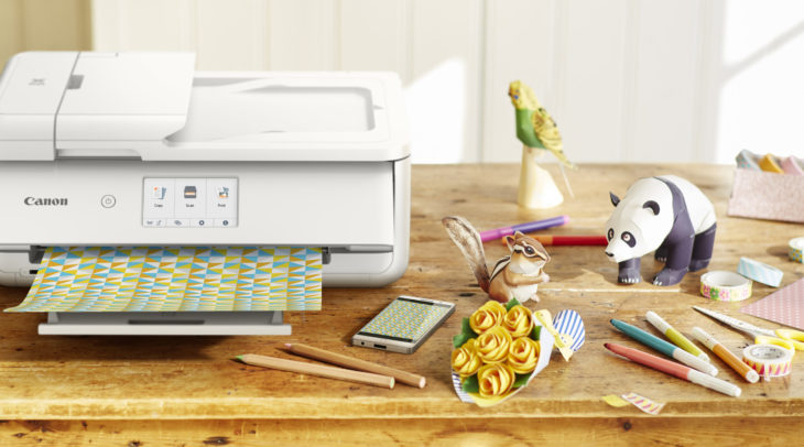 Canon U.S.A. Unveils PIXMA TS9521C Printer, Providing Endless Ways To Express Your Creativity