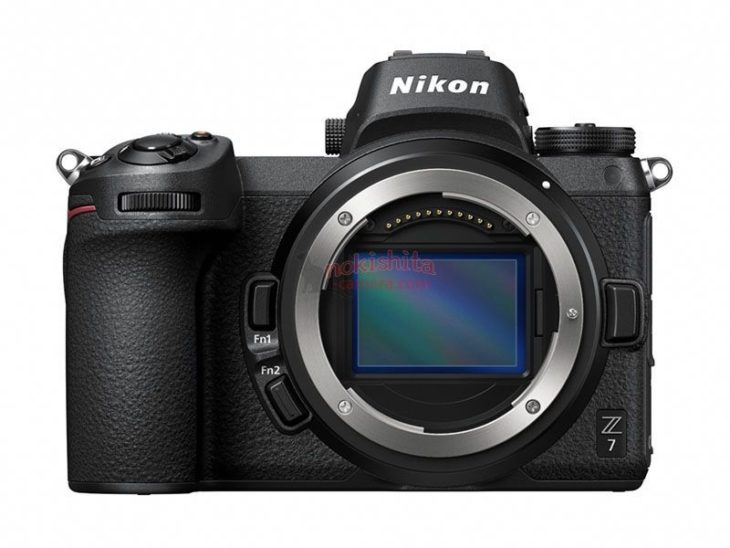 These Are The Nikon Z6 And Nikon Z7 Full Frame Mirrorless Cameras (images Leaked)