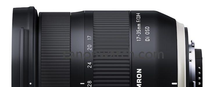 Tamron 17-35mm