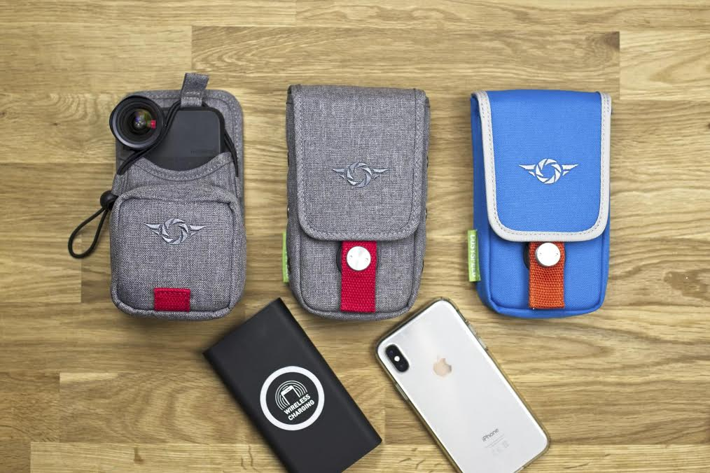 COSYSPEED Introduces World's First Smartphone Photography Bags, The PHONESLINGER Series