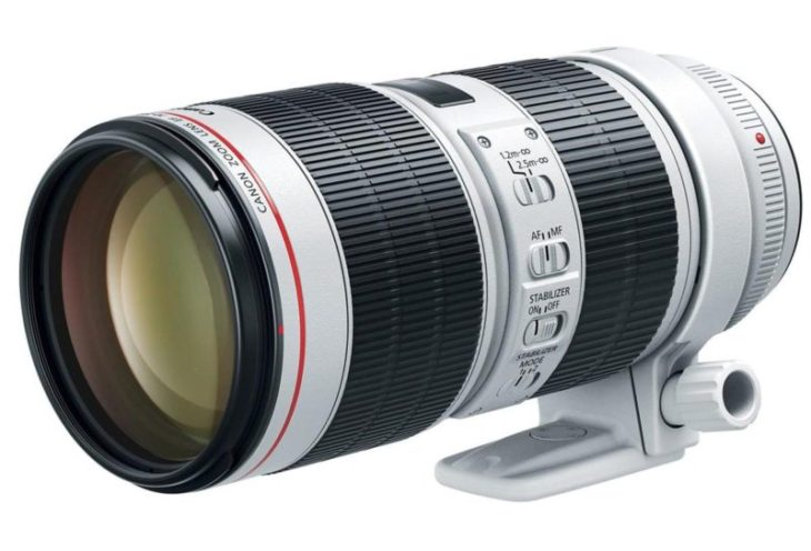 Canon EF 70-200mm F/2.8L IS III Review By LensRentals