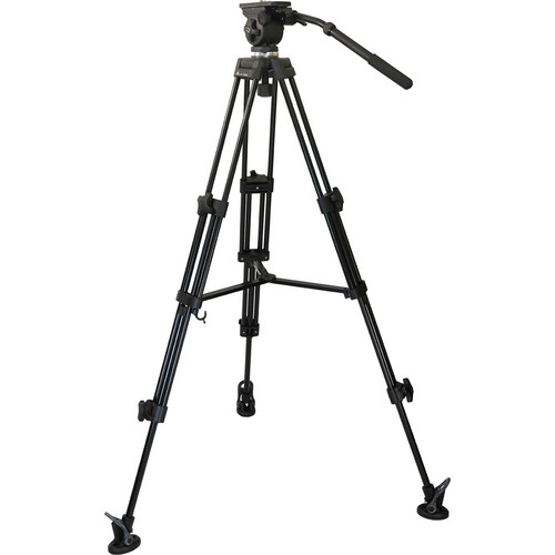 Deal: E-Image EK50AAM Fluid Drag Video Head And Tripod – $119 (reg. $199, Today Only)