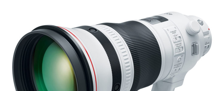 Canon EF 400mm F/2.8L IS III