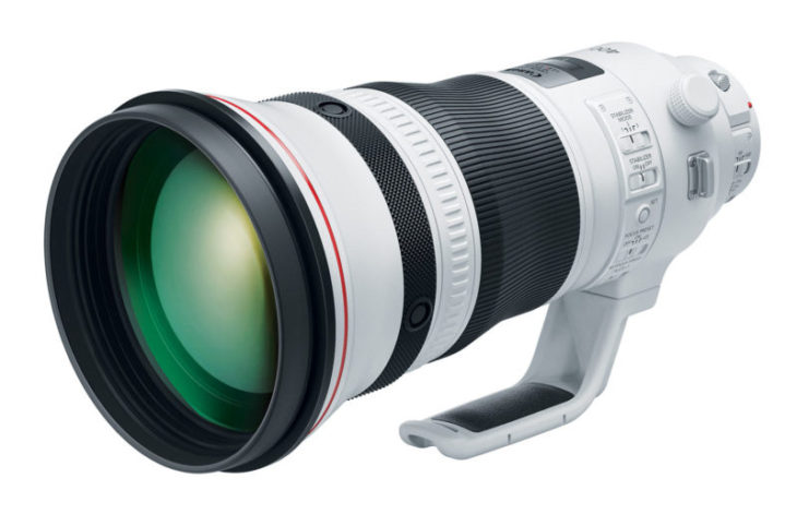 Canon Announces Redesigned EF 400mm F/2.8L IS III And  EF 600mm F/4L IS III Lenses