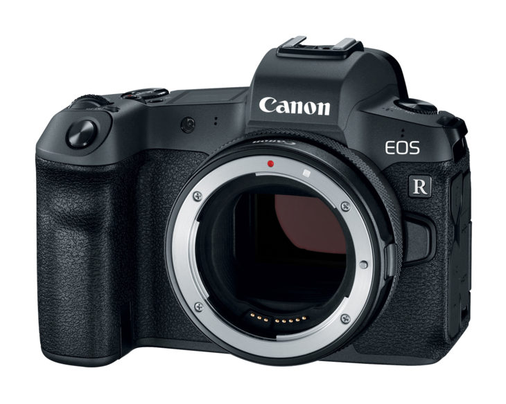 Deal: Canon EOS R At $1815, EOS R With RF 24-105mm F/4L IS At $2599 (import Model)