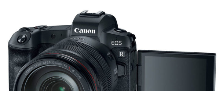 Canon Eos R Firmware Update