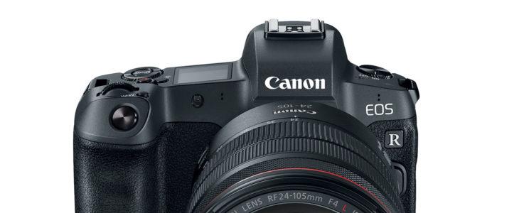 Canon Eos R Price