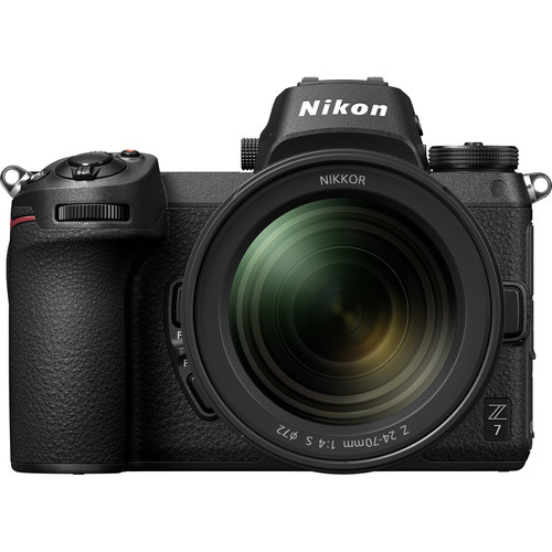The Nikon Z7 Beats Sony When It Comes To Ergonomics But Not The Canon EOS R
