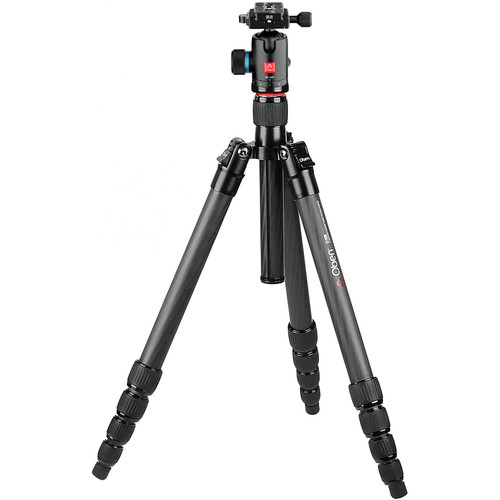 Save Up To $264 On Oben Carbon Fiber Travel Tripods (today Only)