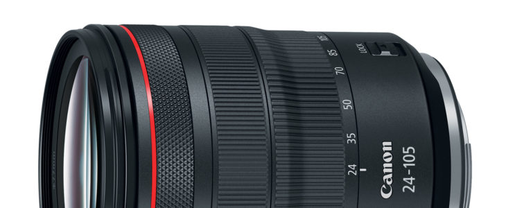 Canon RF 24-105mm F/4L IS Canon EOS R